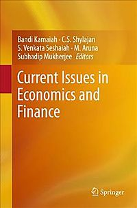 Current Issues in Economics and Finance