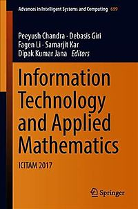 Information Technology and Applied Mathematics