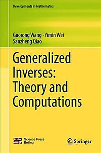 Generalized Inverses
