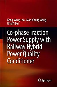 Co-phase Traction Power Supply With Railway Hybrid Power Quality Conditioner